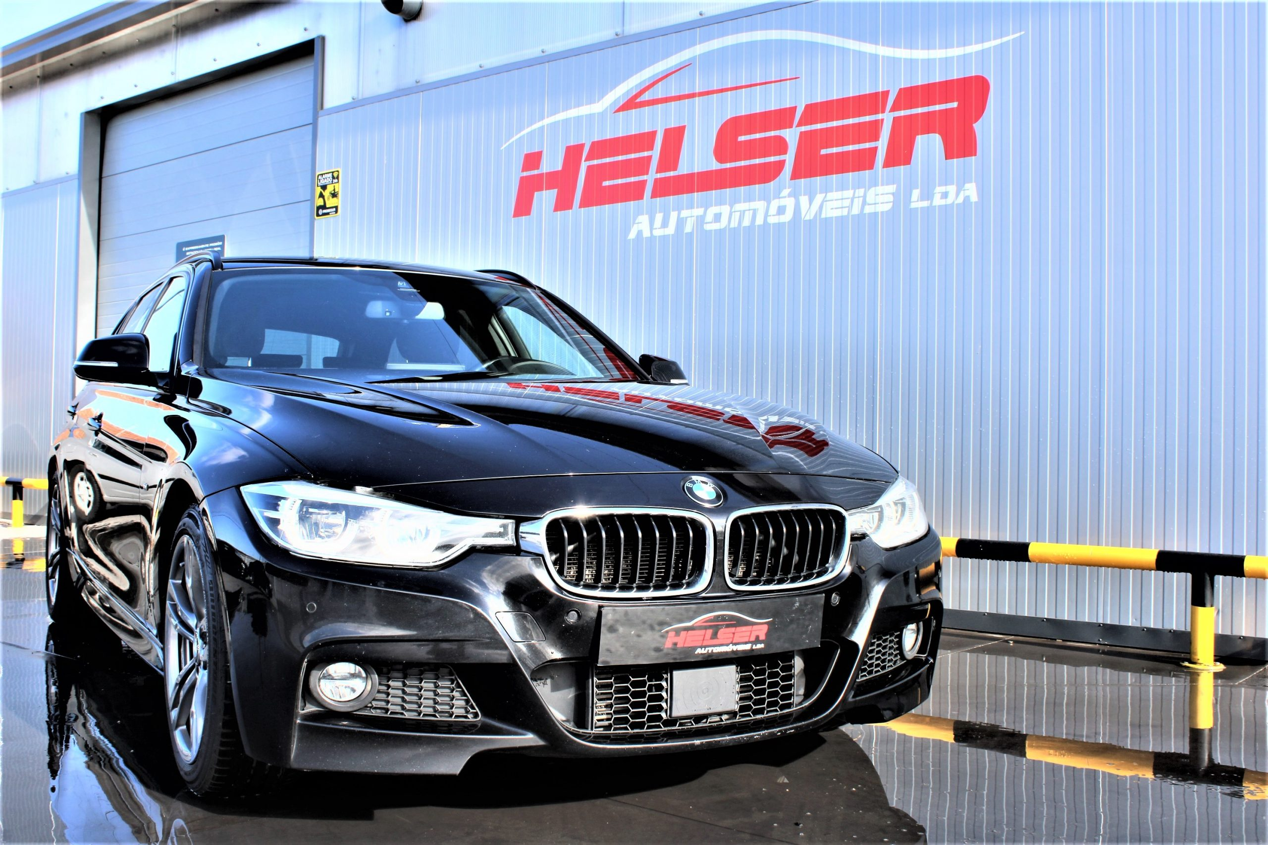 BMW 320D TOURING – PACK M – 190 HP