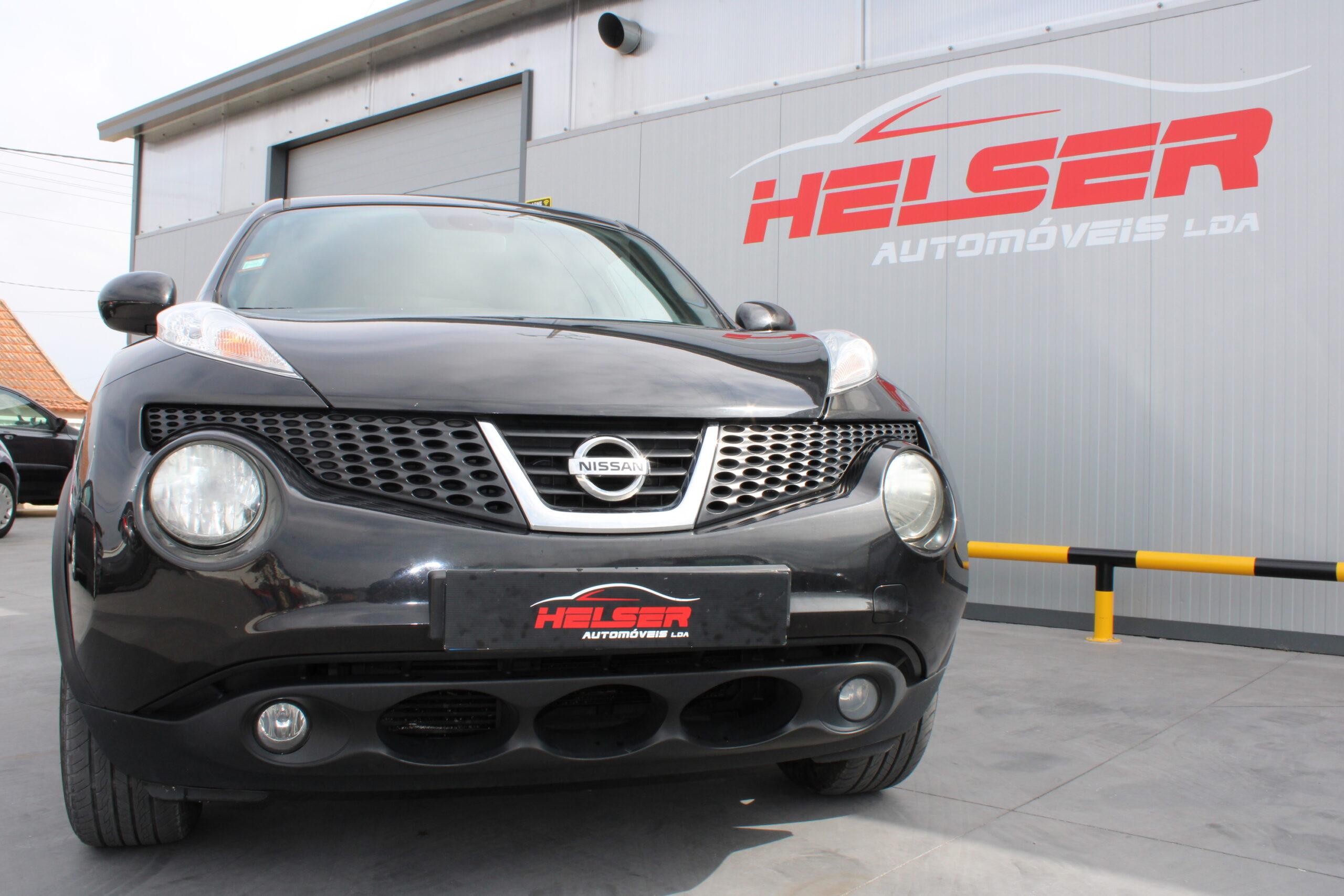 Nissan Juke 1.5 DCI - Acenta