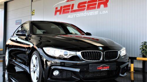 BMW 420D - GRAN COUPÉ - PACK M
