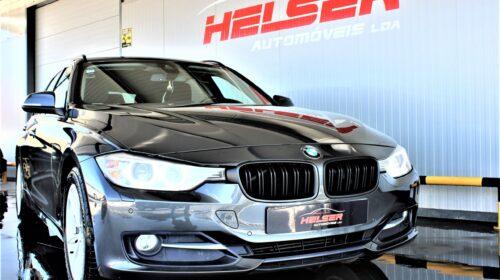 BMW 320 D Touring SportLine